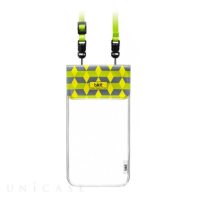 【スマホポーチ】bikit スマートフォン用ファッション防水ポーチ (ダイアモンド)