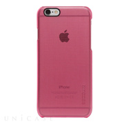 【iPhone6 ケース】Quick Snap Case Digi: Bright Pink