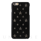 【iPhone6s Plus/6 Plus ケース】mononoff 605P Star's Case (ブラック)