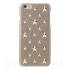 【iPhone6s Plus/6 Plus ケース】mononoff 605P Star's Case (シャンパンゴールド)