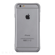 【iPhone6 ケース】Jett Metal Case (Gray)