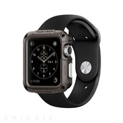 【AppleWatch Series1(42mm) ケース】Tough Armor (Gunmetal)