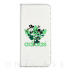 【iPhone6s/6 ケース】adidas Originals Booklet Case (adidas Tree)