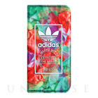 【iPhone6s/6 ケース】adidas Originals Booklet Case (Floral)