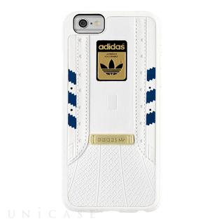 【iPhone6s/6 ケース】adidas Originals 1969, White/Navy Layered