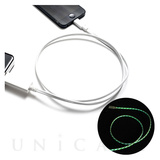 Luminous Cable Spec2 for Lightning / Green