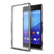 【XPERIA Z4 ケース】Ultra Hybrid Space Crystal