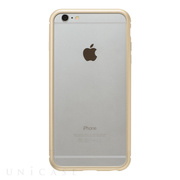 【iPhone6s Plus/6 Plus ケース】METAL BUMPER (CHAMPAGNE GOLD)