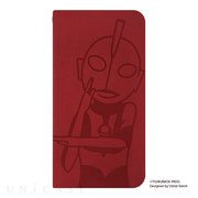 【iPhone6s/6 ケース】ULTRA MONSTERS COLLECTION BY SHINZI KATOH ウォレットケース for iPhone6s/6 ULTRAMAN