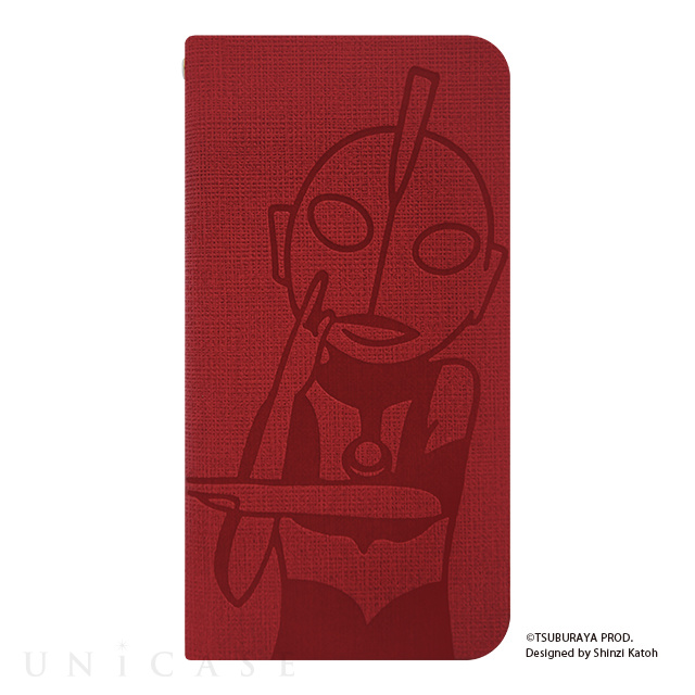 【限定】【iPhone6s/6 ケース】ULTRA MONSTERS COLLECTION BY SHINZI KATOH ウォレットケース for iPhone6s/6 ULTRAMAN