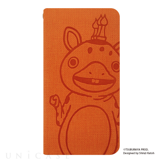 【限定】【iPhone6s/6 ケース】ULTRA MONSTERS COLLECTION BY SHINZI KATOH ウォレットケース for iPhone6s/6 BOOSKA