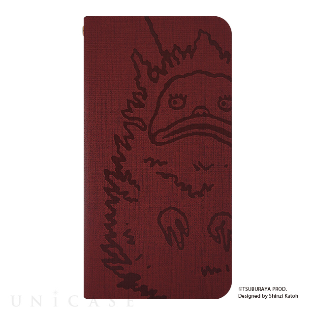 【限定】【iPhone6s/6 ケース】ULTRA MONSTERS COLLECTION BY SHINZI KATOH ウォレットケース for iPhone6s/6 PIGMON