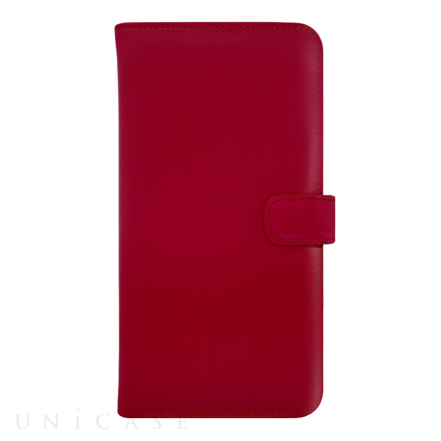 【iPhone6s/6 ケース】COWSKIN Diary Red×Buttercup for iPhone6s/6