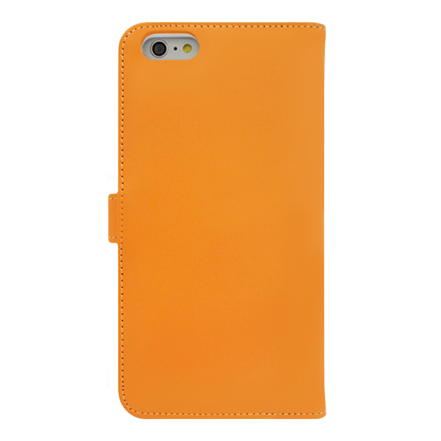 【iPhone6s/6 ケース】COWSKIN Diary Buttercup×Orange for iPhone6s/6サブ画像