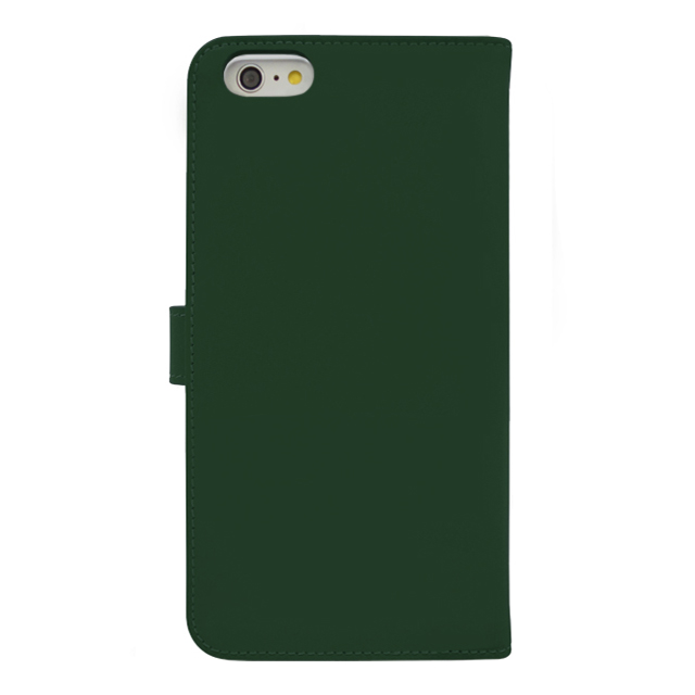 【iPhone6s/6 ケース】COWSKIN Diary Green×Black for iPhone6s/6サブ画像