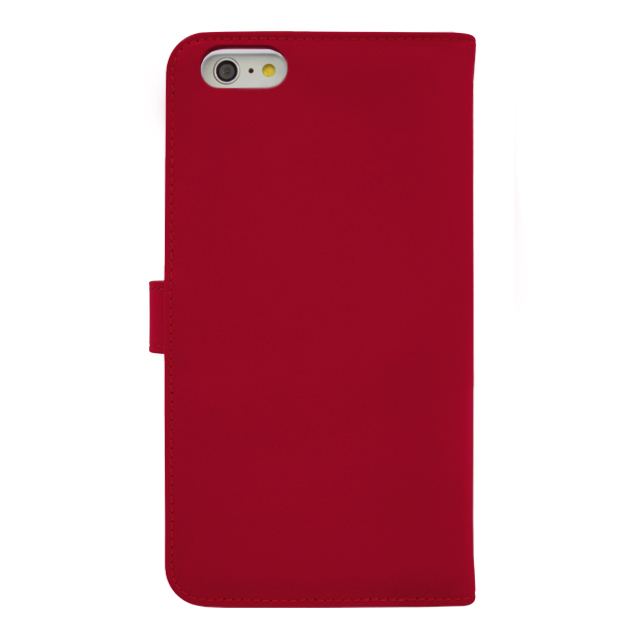 【iPhone6s Plus/6 Plus ケース】COWSKIN Diary Red×Buttercup for iPhone6s Plus/6 Plusサブ画像