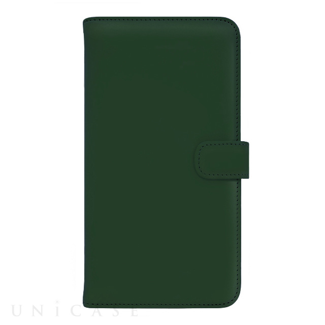 【iPhone6s Plus/6 Plus ケース】COWSKIN Diary Green×Black for iPhone6s Plus/6 Plus