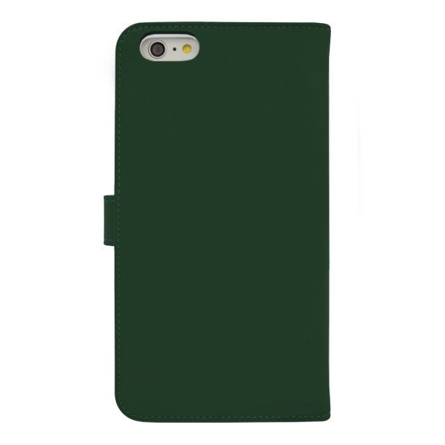 【iPhone6s Plus/6 Plus ケース】COWSKIN Diary Green×Black for iPhone6s Plus/6 Plusサブ画像