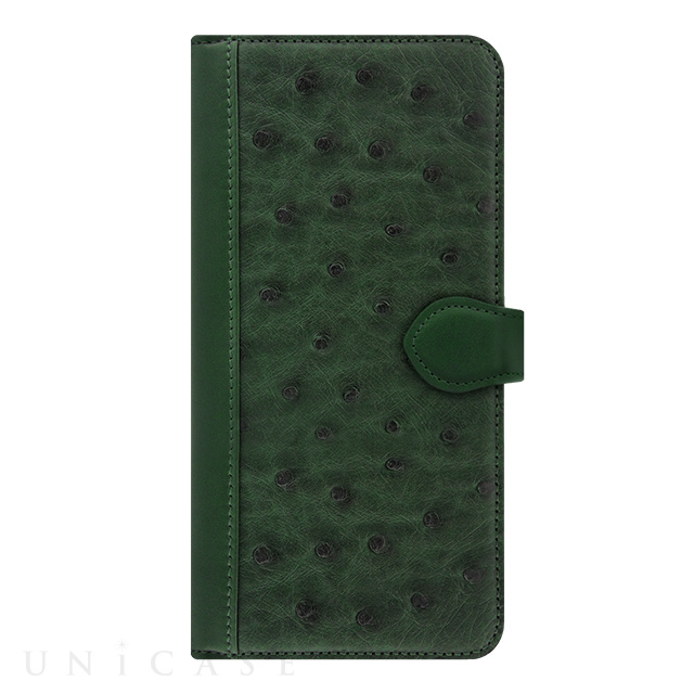 【iPhone6s/6 ケース】OSTRICH Diary Green for iPhone6s/6