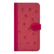 【iPhone6s Plus/6 Plus ケース】OSTRICH Diary Pink for iPhone6s Plus/6 Plus