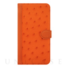 【iPhone6s Plus/6 Plus ケース】OSTRICH Diary Orange for iPhone6s Plus/6 Plus