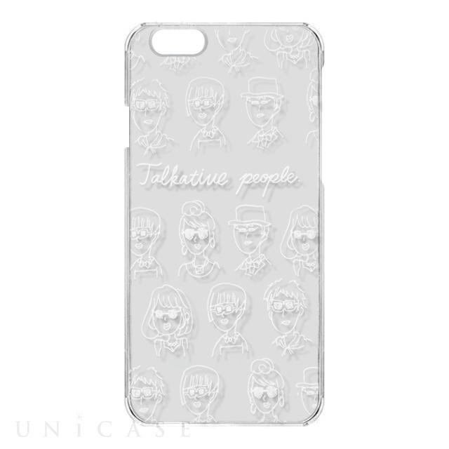 【iPhone6s/6 ケース】iPhone6ケース SC-473-WH (ホワイト)