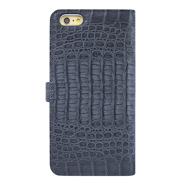 【iPhone6s/6 ケース】CAIMAN Diary Navy for iPhone6s/6サブ画像