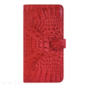 【iPhone6s/6 ケース】CAIMAN Diary Red for iPhone6s/6