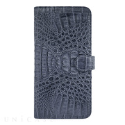 【iPhone6s/6 ケース】CAIMAN Diary Navy for iPhone6s/6