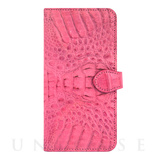 【iPhone6s/6 ケース】CAIMAN Diary Pink for iPhone6s/6