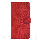 【iPhone6s Plus/6 Plus ケース】CAIMAN Diary Red for iPhone6s Plus/6 Plus
