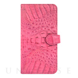 【iPhone6s Plus/6 Plus ケース】CAIMAN Diary Pink for iPhone6s Plus/6 Plus