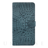 【iPhone6s Plus/6 Plus ケース】CAIMAN Diary Blue for iPhone6s Plus/6 Plus
