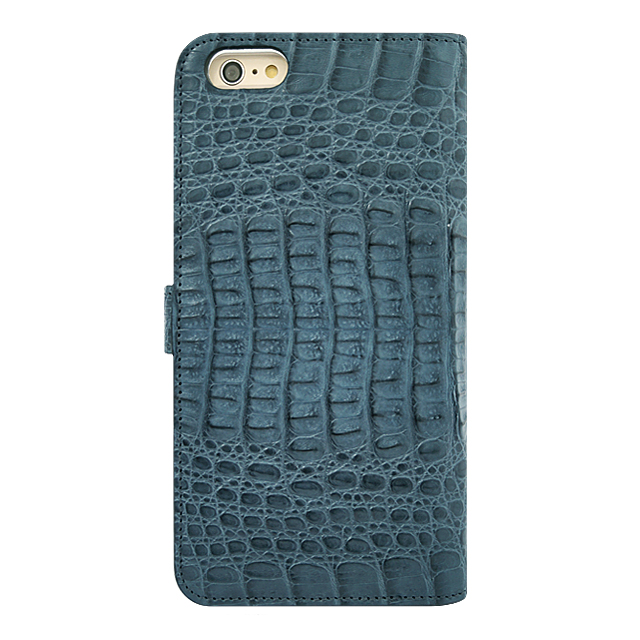 【iPhone6s/6 ケース】CAIMAN Diary Blue for iPhone6s/6サブ画像