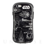 【iPhone6s/6 ケース】STAR WARS iFace First Classケース (Vehicle Schematics)