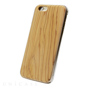 【iPhone6s/6 ケース】REAL WOODEN CASE COVER (屋久杉)