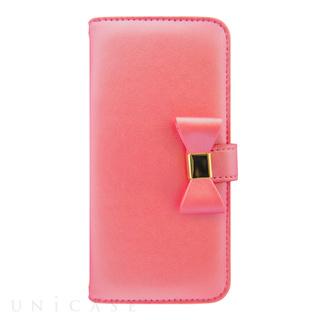 【限定】【iPhone6 ケース】Ribbon Diary Pink for iPhone6