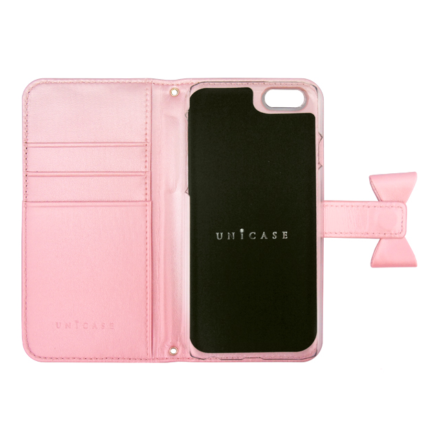 【iPhone6s/6 ケース】Ribbon Diary Baby Pink for iPhone6s/6サブ画像