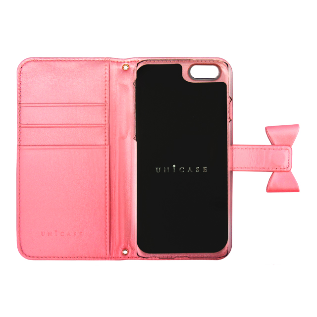 【iPhone6s/6 ケース】Ribbon Diary Pink for iPhone6s/6サブ画像