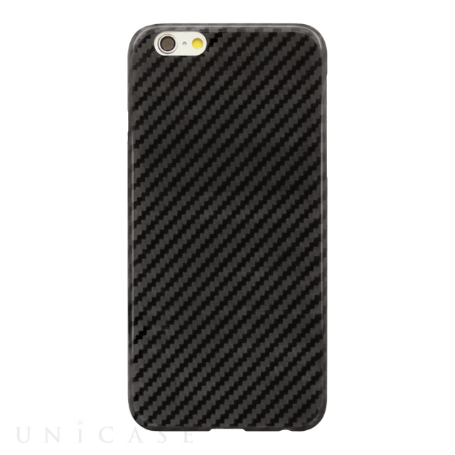 【iPhone6s/6 ケース】Kevlar Case for iPhone6s/6 GLOSSY Black