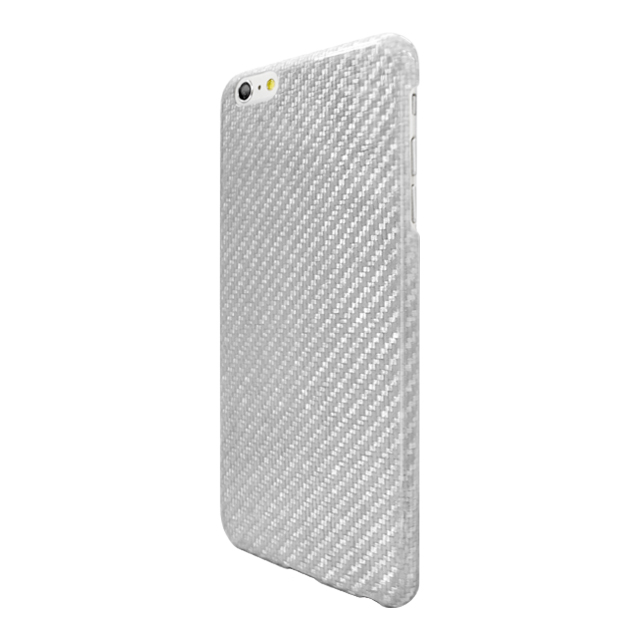 【iPhone6s/6 ケース】Glass Fiber Case for iPhone6s/6 Silverサブ画像