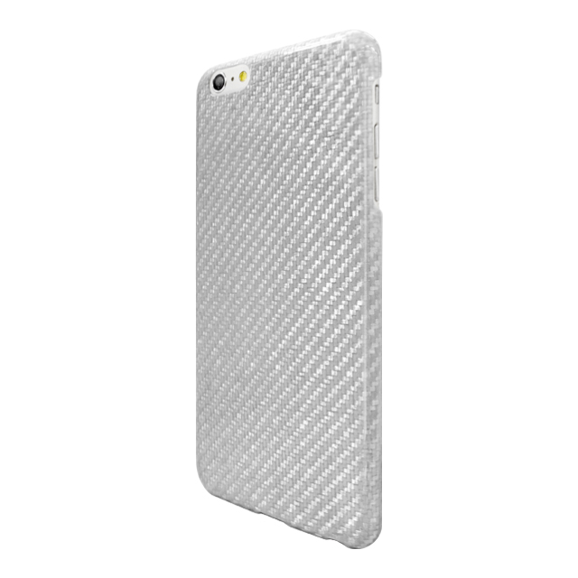 【iPhone6s Plus/6 Plus ケース】Glass Fiber Case for iPhone6s Plus/6 Plus Silverサブ画像
