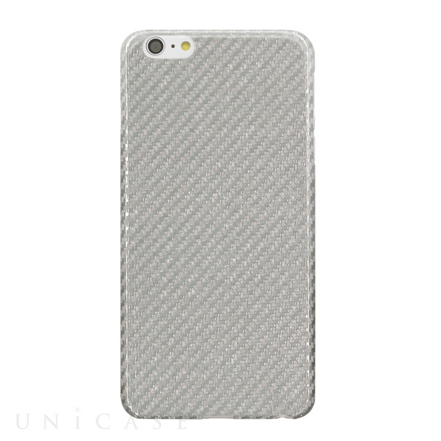 【iPhone6s Plus/6 Plus ケース】Glass Fiber Case for iPhone6s Plus/6 Plus Silver