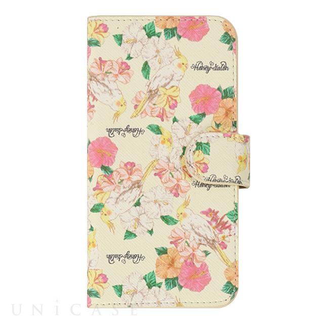 【iPhone6s/6 ケース】15thリバイバルiPhone6ケース リトルバード/アイボリー