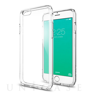 【iPhone6s/6 ケース】Ultra Hybrid (Crystal Clear)