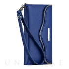 【iPhone6s Plus/6 Plus ケース】REBECCAMINKOFF Leather Folio Wristlet (Cobalt)