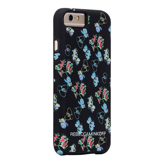 【iPhone6s/6 ケース】REBECCAMINKOFF Hybrid Tough Prints (Orchids)サブ画像