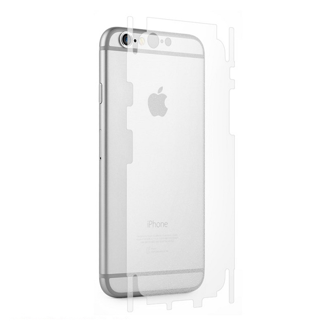 【iPhone6s/6 フィルム】保護フィルム 「SHIELD・G HIGH SPEC FILM」 反射防止・Iron Shield 背面・側面保護