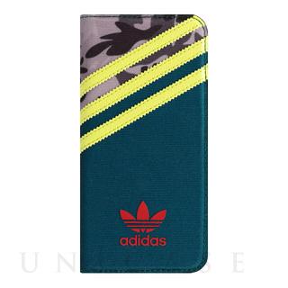 【iPhone6s/6 ケース】adidas Booklet Case Oddity Gray Camo