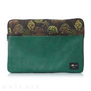 Notebook Sleeve 11-13 inch RICCI, Jungle Green